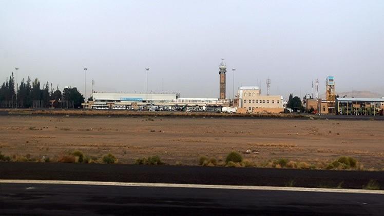 هدوء في مطار صنعاء بعد اشتباكات عنيفة