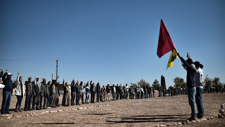 إسرائيلية تنضم للمقاتلين الأكراد لقتال