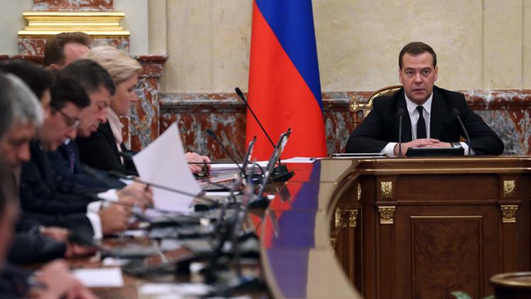 الحكومة الروسية: لا مبرر لاستمرار تراجع الروبل