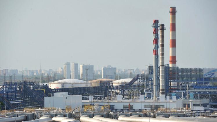 تراجع نسبة غاز كبريتيد الهيدروجين في أجواء موسكو