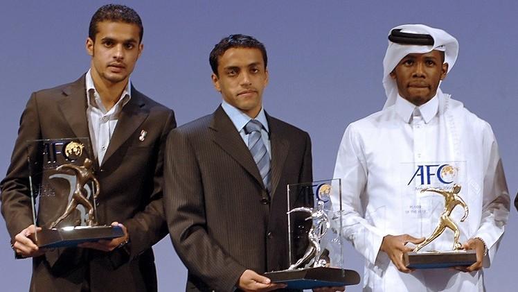 ترشيح ثلاثة لاعبين عرب لجائزة أفضل لاعب آسيوي