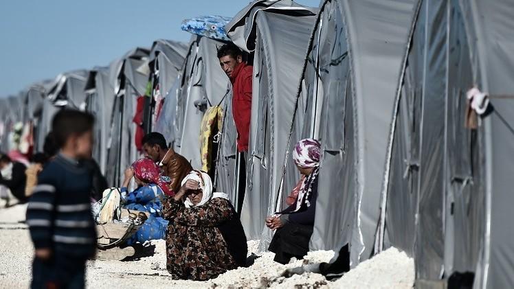 تركيا: أكثر من 6.1 مليون لاجئ سوري في أراضي البلاد