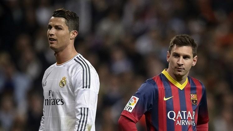 رونالدو يشتم والدة ميسي وكل من يحاول السلام عليه في ريال مدريد
