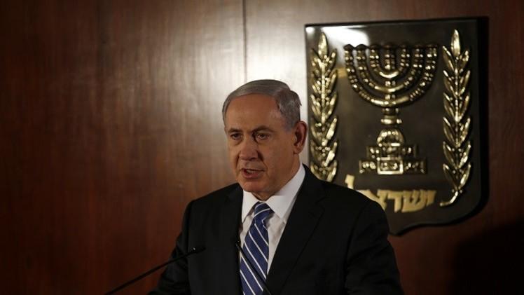 نتنياهو: أبو مازن يؤجج التوترات بين الفلسطينيين والإسرائيليين