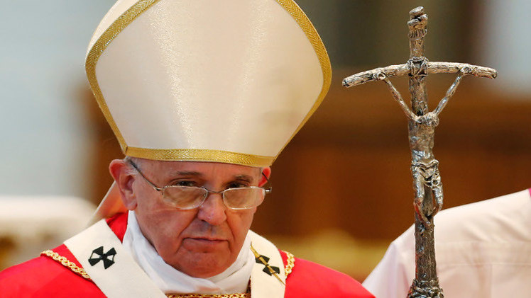 بابا الفاتيكان يطالب مجموعة العشرين بتجفيف منابع دعم الإرهاب
