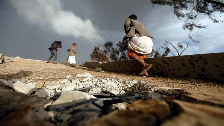 اليمن.. ارتفاع قتلى الحوثيين إلى 33 وغارة أمريكية تقتل 7 من القاعدة