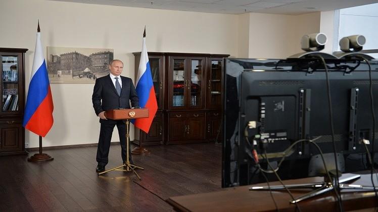 روسيا تعيد تشغيل محطة كهرومائية جبارة بعد إصلاحها