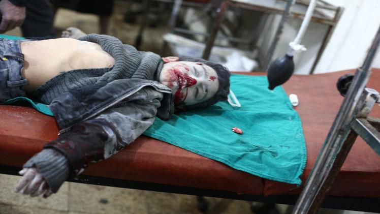 سوريا: مقتل 7 أطفال في سقوط قذيفتين على مدرسة في حماة