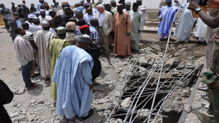 3 قتلى بانفجار في شمال نيجيريا