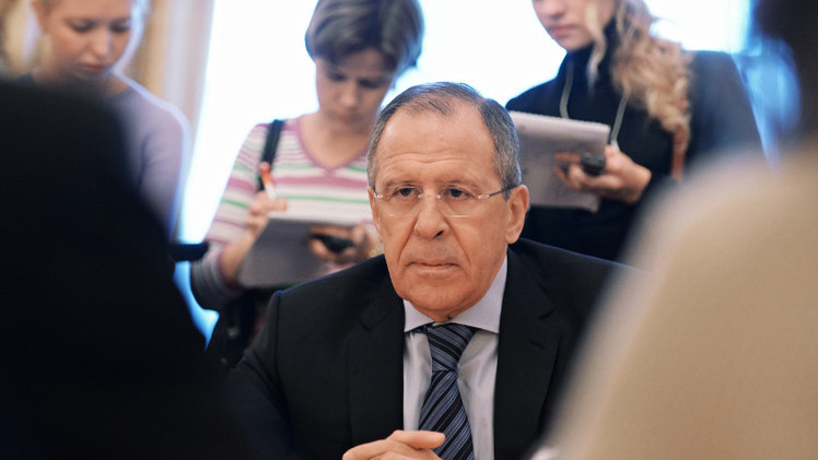 لافروف ومساهل يبحثان تطوير التعاون بين موسكو والجزائر