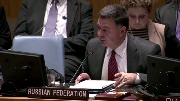 روسيا: المزاعم عن تدخلنا في أوكرانيا أكاذيب دعائية