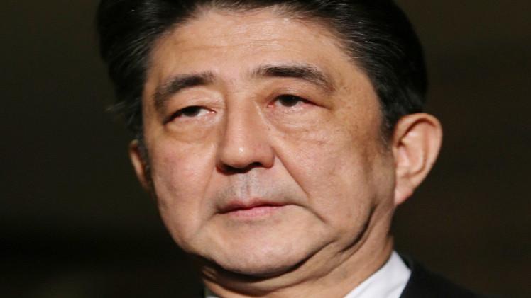 آبي قد يدعو الى انتخابات مبكرة في اليابان