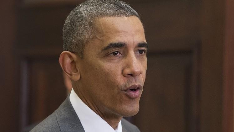 شبكة سي إن إن: أوباما طلب مراجعة سياسة إدارته بشأن سوريا