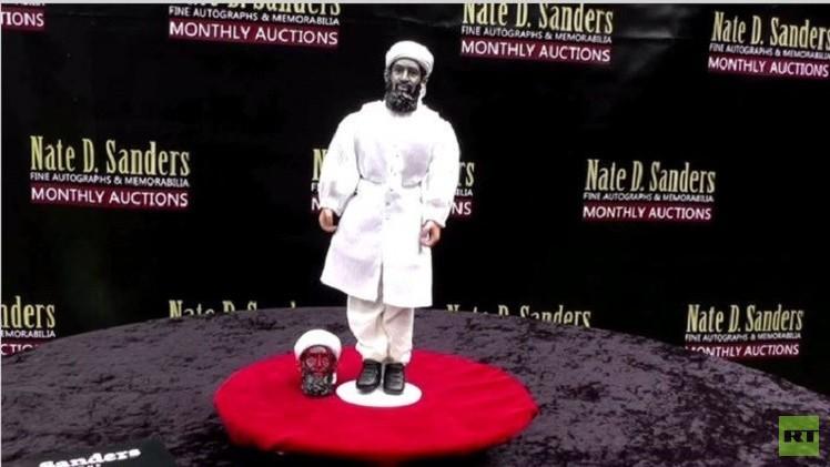 بالفيديو.. المخابرات الأمريكية تعرض أسامة بن لادن للبيع