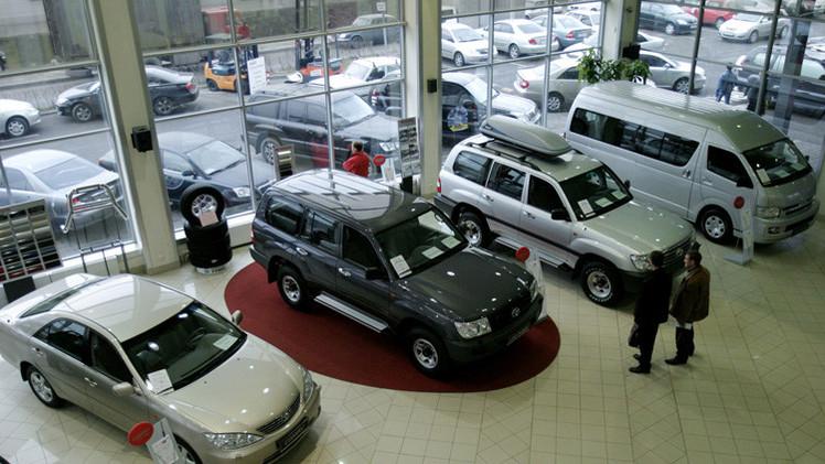 روسيا...سوق السيارات يحتل المرتبة الثانية في أوروبا