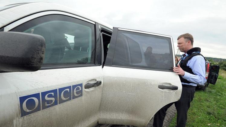 موسكو: جهود البعثة الأوروبية في أوكرانيا تخدم كييف حصرا