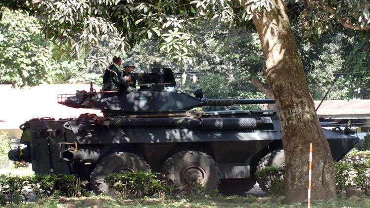 مقتل 14 شخصا باشتباكات بين الجيش الفلبيني ومسلحي أبو سياف