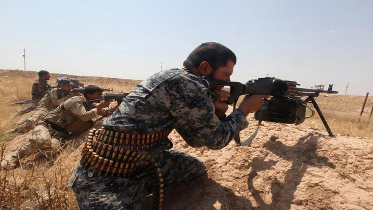 القوات العراقية تفك حصار مصفاة بيجي