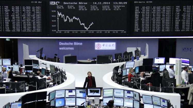 ارتفاع المؤشرات الأوروبية في تداولات نهاية الأسبوع