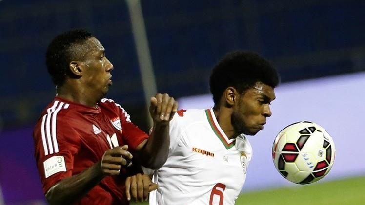 تعويذة التعادلات تواصل هيمنتها في مباراة الإمارات وعمان في خليجي 22
