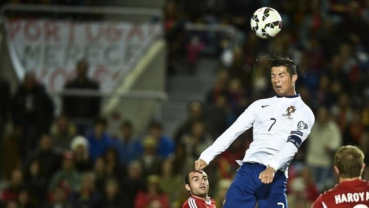 البرتغال وألمانيا تصححان مشوارهما في تصفيات يورو 2016