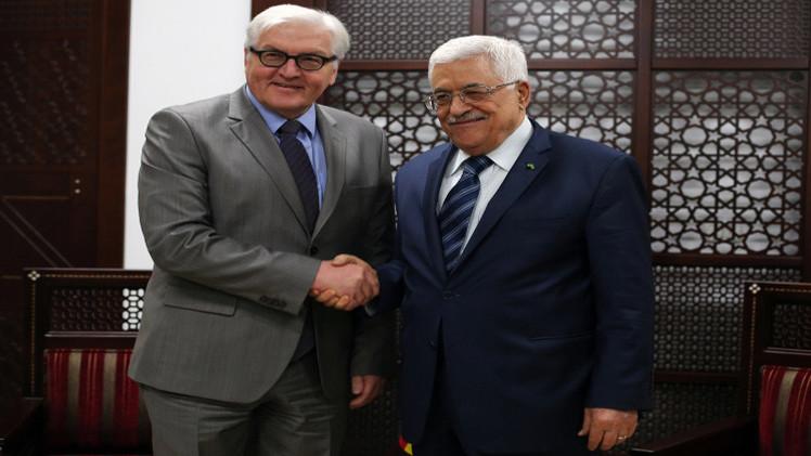 وزير الخارجية الألماني: لا بديل عن حل الدولتين