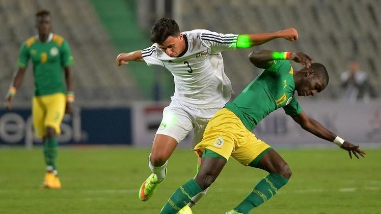 مصر تفقد الأمل في التأهل لنهائيات كأس أمم إفريقيا 2015