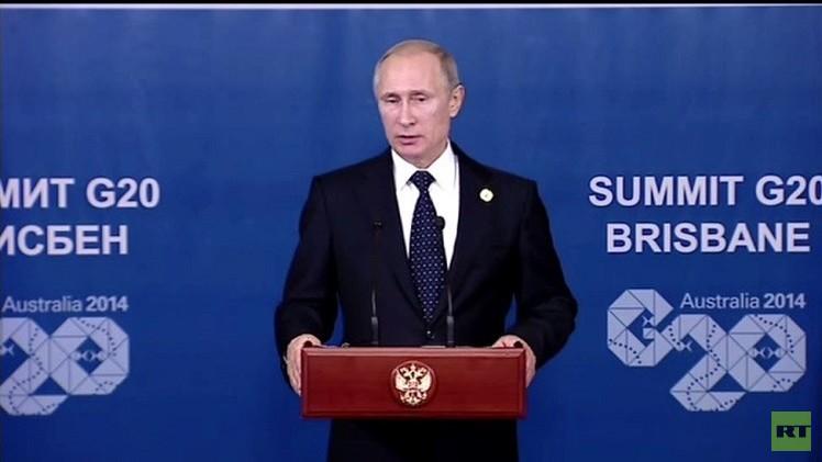 بوتين: زمن الاضطرابات سيطول ما لم تحترم الدول مصالح بعضها البعض