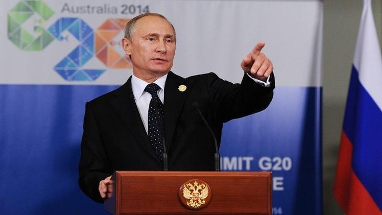 بوتين: انخفاض أسعار النفط لن يؤثر على التزامات روسيا الاجتماعية