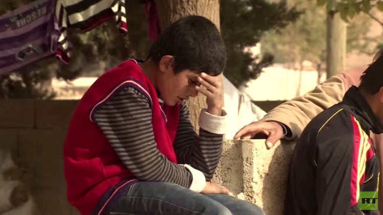 لاجئو عين العرب يعيشون واقعا مأساويا