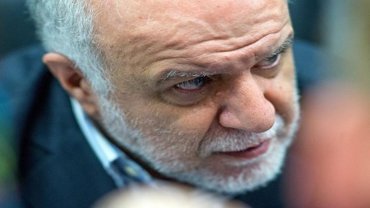 وزير النفط الإيراني ينتقد منتجين لعدم خفض الإنتاج