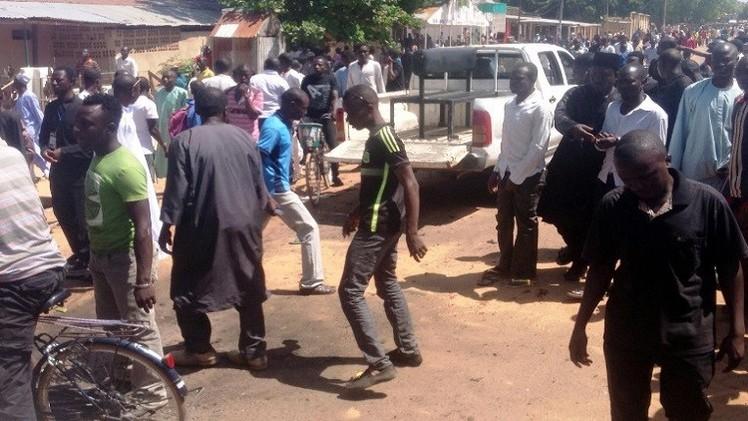 نحو 10 قتلى في تفجير انتحاري بشمال شرق نيجيريا