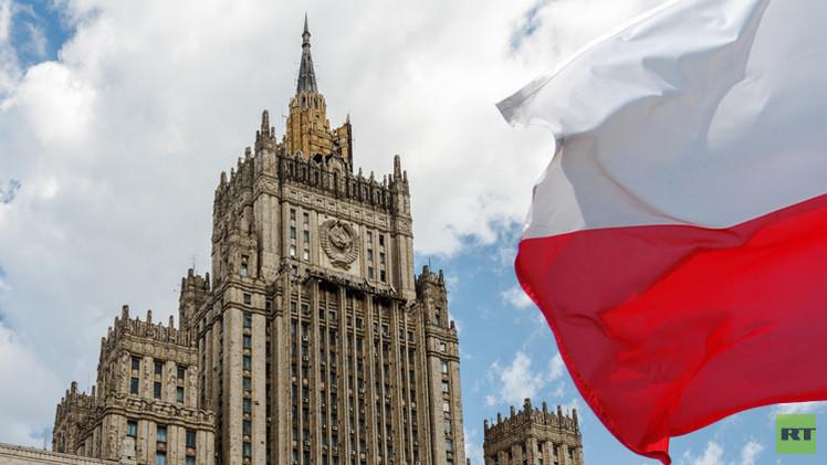 موسكو ترد على وارسو وتطرد دبلوماسيين بولنديين