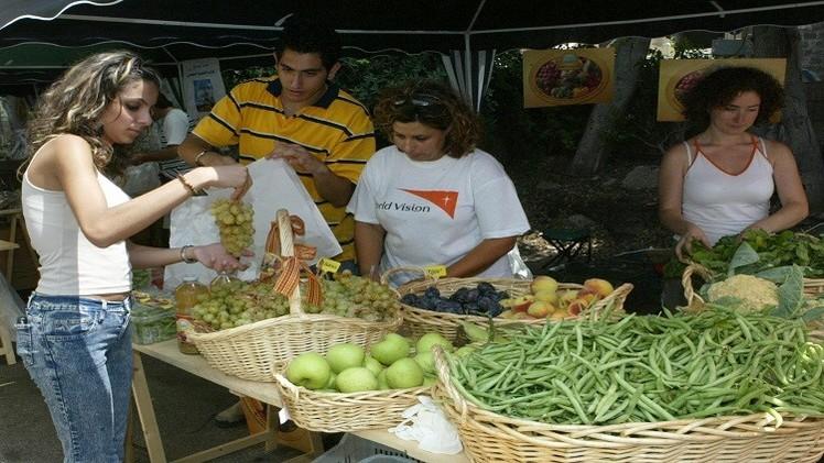 وفد لبناني يبحث آفاق زيادة توريد المنتجات الزراعية إلى روسيا