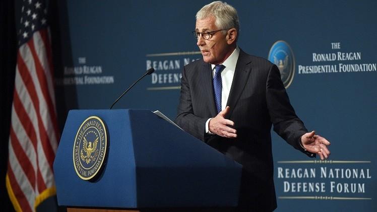 البنتاغون: سنكثف تدريب القوات العراقية لمواجهة