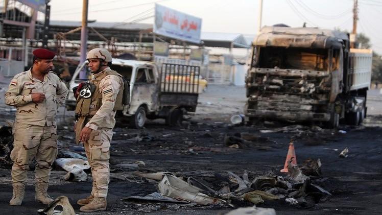 مقتل 12 شخصا وإصابة 30 بهجومين في بغداد