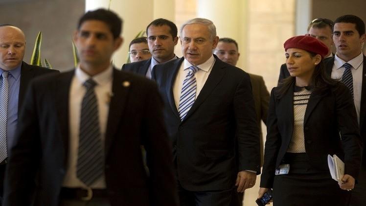نتنياهو يلغي اجتماعا لبحث أزمة الائتلاف الحكومي