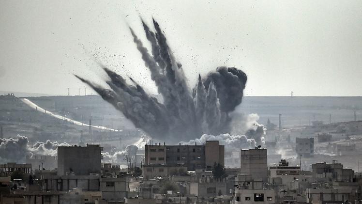 موسكو تبدي قلقا لمقتل مدنيين في قصف مواقع