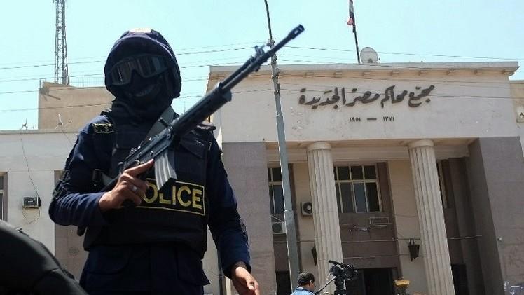 مدنيون يمثلون أمام القضاء العسكري بمصر