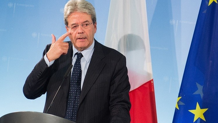 جينتيلوني: الاعتراف بدولة فلسطين هدف أوروبي