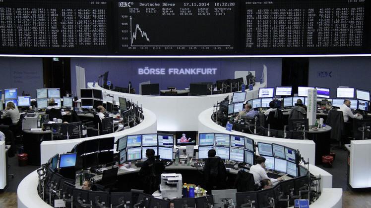 المؤشرات الأوروبية تتباين عقب دخول اليابان في