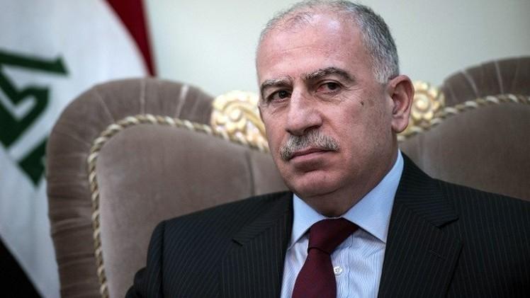 النجيفي يدعو روسيا للعب دور أكبر في دعم العراق لمواجهة الإرهاب