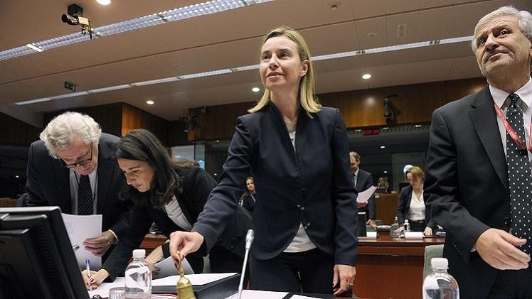الاتحاد الأوروبي يدعو طرفي النزاع بأوكرانيا لـ