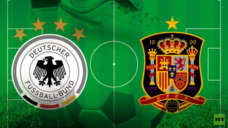 إسبانيا الجريحة تريد العودة الى الانتصارات وألمانيا لرد ثأرها من الماتادور