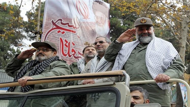 قائد الباسيج: ملايين الإيرانيين مستعدون للذهاب إلى سوريا