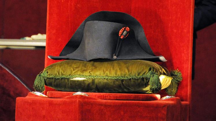 قبعة نابليون في مزاد بحوالي 3 مليون دولار