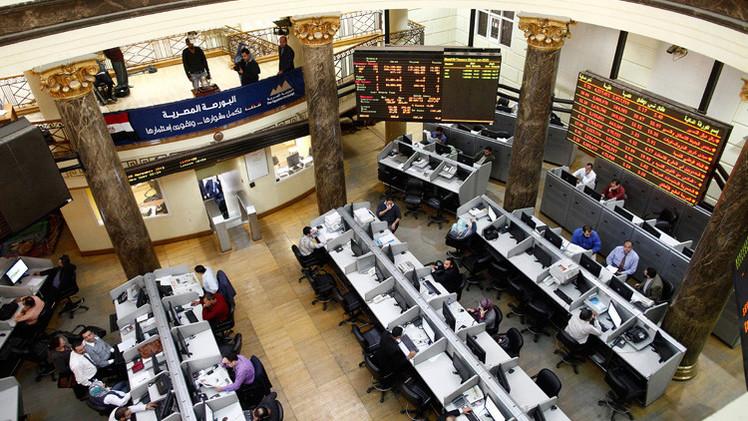 المؤشرات المصرية تتراجع خلال تعاملات اليوم