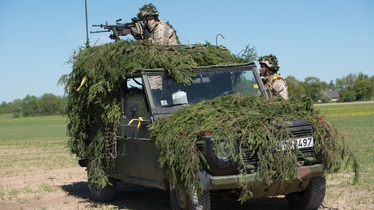الناتو يحاكي صد
