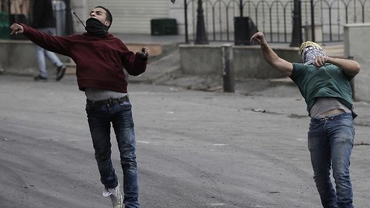 اتساع رقعة الاشتباكات بين المواطنين الفلسطينيين والشرطة الاسرائيلية في القدس