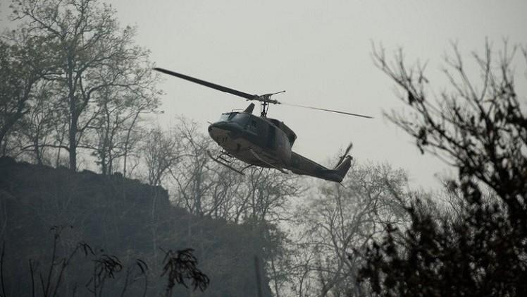 مقتل 9 عسكريين في تحطم هليكوبتر حربية تايلاندية